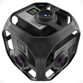 VR Cameras - Go Pro Omni