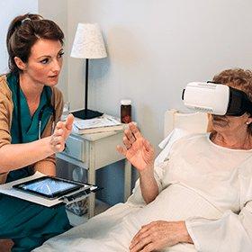 Social VR - Nursing Home
