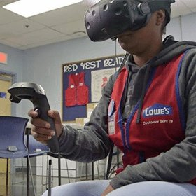 Virtual Reality Training - Employee Skills